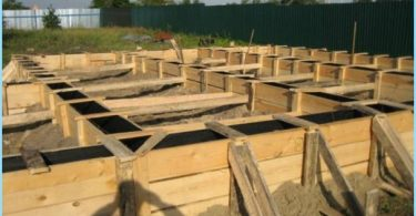 How to insulate the foundation polystyrene (Penoplex), foam