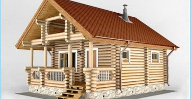 Projects with bath and terrace houses