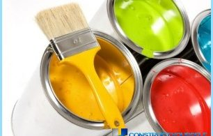 How to choose paint on wood for interior and exterior use
