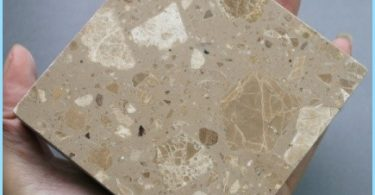 What is polymer concrete, its composition, the product of the polymer, monuments decor