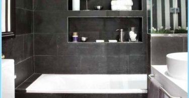 Modern ideas repair for combined bathroom in hruschevke