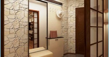 Corridor Design in hruschevke