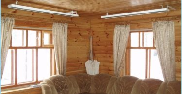 How to install an infrared heater yourself