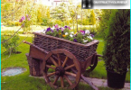 Garden bench to give his own hands - 6 projects in pictures