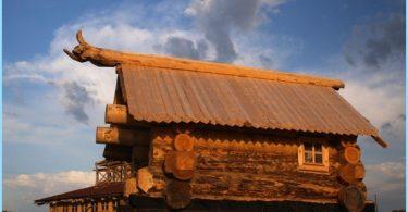 Projects bath with a loft, a gazebo, a terrace