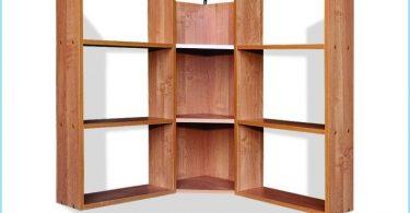 Corner shelves Wall