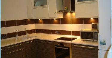 Design corner kitchen, modern ideas, news