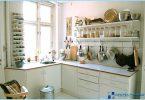 Kitchen design in hruschevke