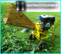 Garden shredder with your hands: the main stages of the construction assembly